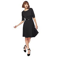 The Collection - Black knee length dress