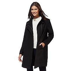 The Collection - Black biker coat