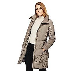 The Collection - Khaki padded jacket
