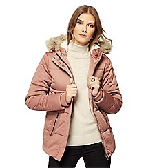 The Collection - Pink padded jacket
