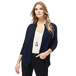 The Collection - Navy military cardigan