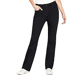 The Collection - Black bootcut jeans
