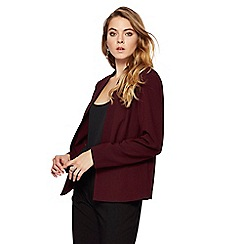 The Collection - Plum blazer jacket