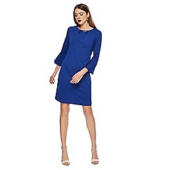 The Collection - Blue knee length shift dress