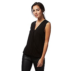 The Collection - Black wrap over top