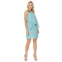 The Collection - Light blue layered dress