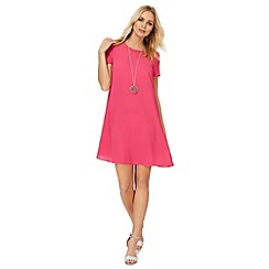 The Collection - Pink swing dress