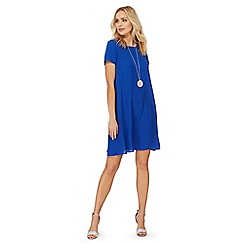 The Collection - Blue swing dress