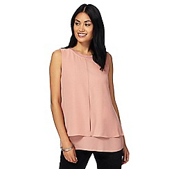 The Collection - Pale pink sleeveless top