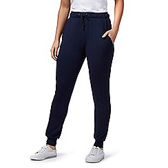 The Collection - Navy jogging bottom trousers