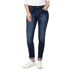 The Collection - Dark blue girlfriend jeans