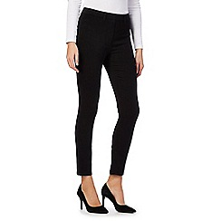 The Collection - Black stretch denim jeggings
