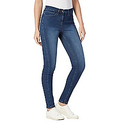 The Collection - Light blue mid wash slim leg jeggings