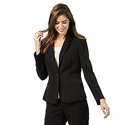 The Collection Petite - Black suit jacket