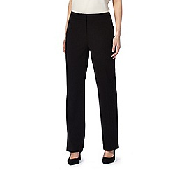 The Collection Petite - Black suit trousers