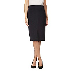 The Collection - Navy suit skirt