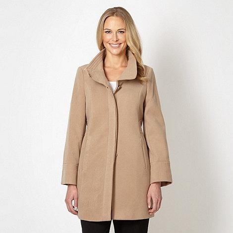 Classics - Camel velour coat