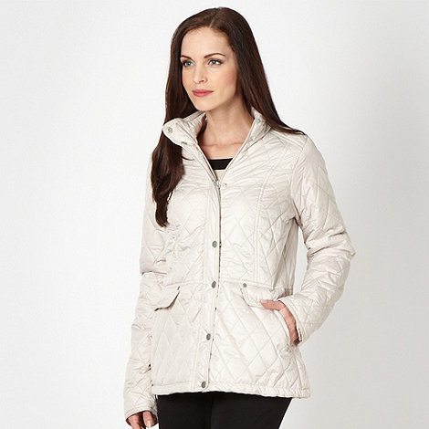 Classics - Natural quilted jacket