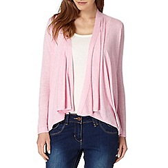 The Collection - Pink edge to edge cardigan