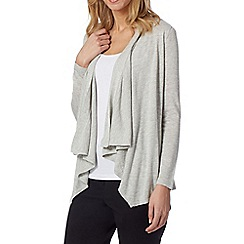 The Collection - Grey waterfall cardigan