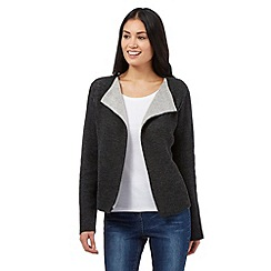 The Collection - Grey cardigan jacket