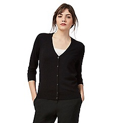 The Collection - Black V neck cardigan