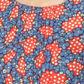 H! by Henry Holland - Designer red lattice flower top Alternative 2