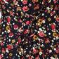 H! by Henry Holland - Designer navy floral dress Alternative 2