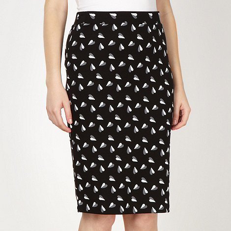 H! by Henry Holland - Designer split heart pencil skirt