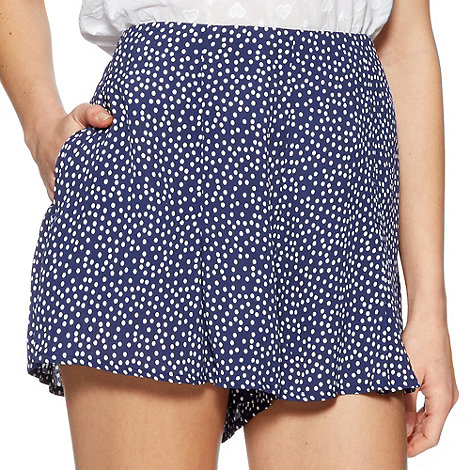 H! by Henry Holland - Designer polka dot print shorts