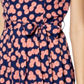 H! by Henry Holland - Designer navy candy swirl dress Alternative 2