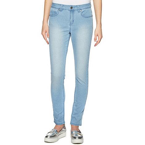H! by Henry Holland - Designer light blue +Skinny Sydney+ jeans