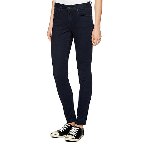 H! by Henry Holland - Designer dark blue 'Skinny Sydney' jeans