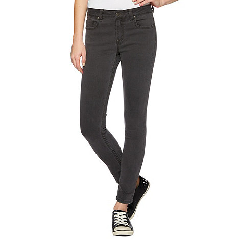 H! by Henry Holland - Designer grey +Skinny Sydney+ jeans