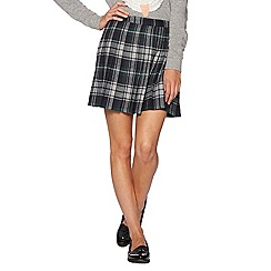 H! by Henry Holland - Designer grey checked kilt