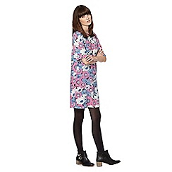 H! by Henry Holland - Designer pink floating floral dress