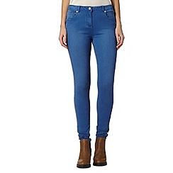 H! by Henry Holland - Designer blue skinny jeans