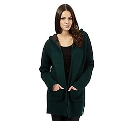 H! by Henry Holland - Green yarn cardigan