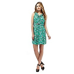 H! by Henry Holland - Green cherry print bow dress