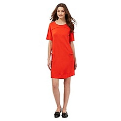 H! by Henry Holland - Red ponte shift dress