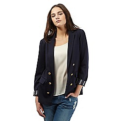 H! by Henry Holland - Navy blazer jacket