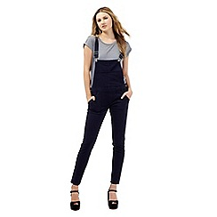 H! by Henry Holland - Navy denim dungarees