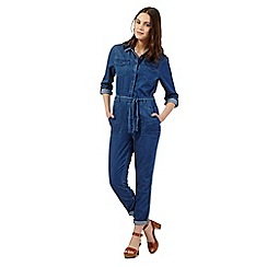 H! by Henry Holland - Dark blue denim jumpsuit