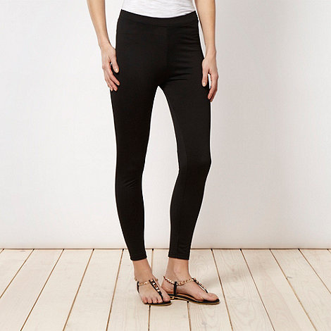 H! by Henry Holland - Designer black disco pants
