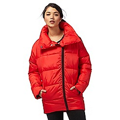H! by Henry Holland - Red padded coat