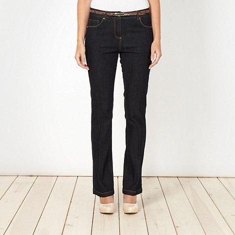 Principles by Ben de Lisi - Designer navy bootcut jeans