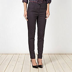 Principles by Ben de Lisi - Designer dark grey slim fit jeans