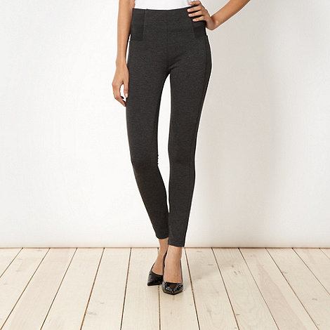 Principles by Ben de Lisi - Designer grey slim and trim leggings