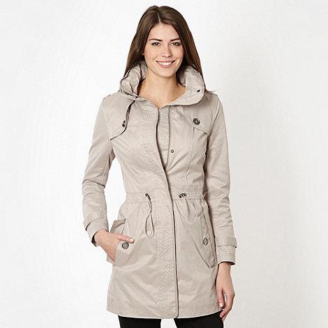 Principles by Ben de Lisi - Designer natural trench style parka jacket