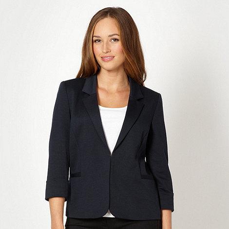 Principles by Ben de Lisi - Designer navy plain blazer